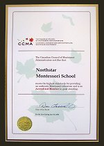Accredited Member of CCMA